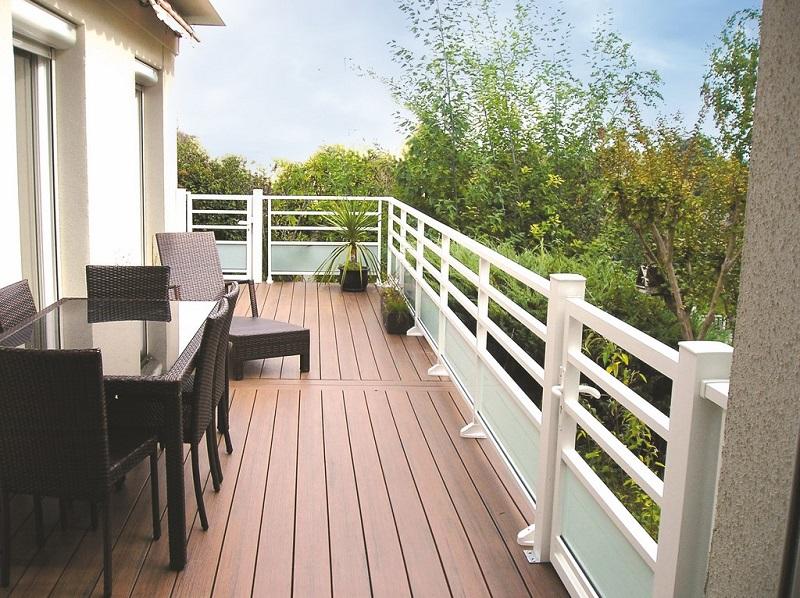 garde corps vitr habitat discount garde corps alu. Black Bedroom Furniture Sets. Home Design Ideas