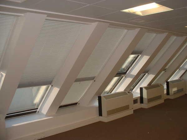 Store pliss habitat discount stores int rieurs for Pose fenetre de toit roto